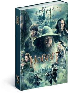 Der Hobbit 2016 - Taschenkalender