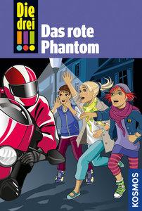 Die drei !!! 52 Das rote Phantom (drei Ausrufezeichen)