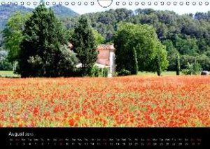 Colors Of Provence (Wall Calendar 2015 DIN A4 Landscape)