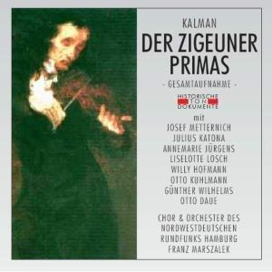 Der Zigeuner Primas (GA)