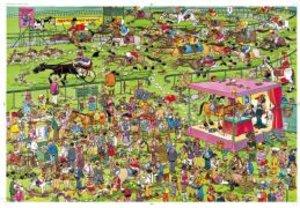 Jumbo Spiele 02047 - Jan van Haasteren: Pferderennen in Ascot