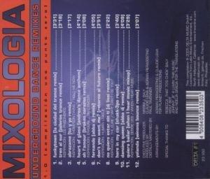 Mixologia-Underground Dance Remixes
