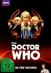 Doctor Who-Die fünf Doktoren