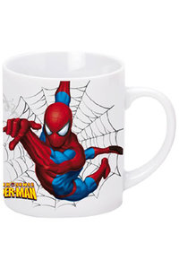 Spider-Man Tasse Black Web