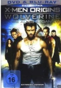 X-MEN Origins - Wolverine (inkl. DVD)