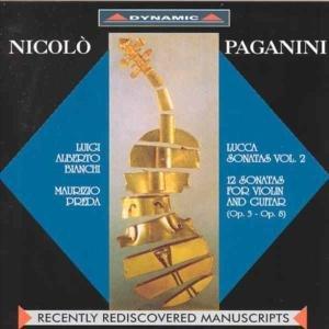 Lucca-Sonaten vol.2