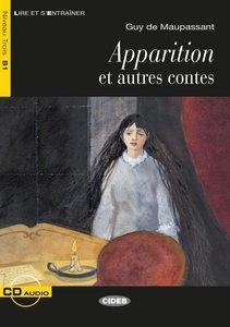 Apparition et autres contes. Buch + Audio-CD