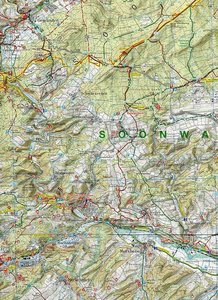 Naturpark Soonwald-Nahe 1 : 50 000