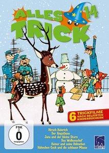 Alles Trick 14 (Hirsch Heinrich; Der Angsthase; Jana und der kle