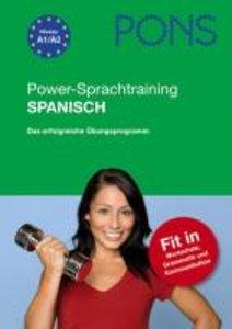 PONS Power-Sprachtraining Spanisch