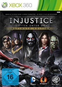 Injustice: Götter unter uns - ULTIMATE EDITION - GOTY-EDITION