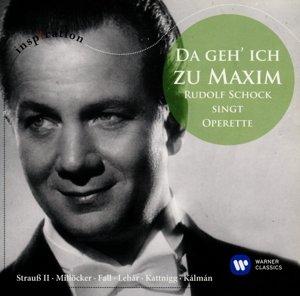 Da Geh' Ich Zu Maxim...-Rudolf Schock Singt