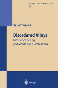 Disordered Alloys