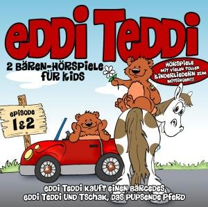 Eddi Teddi! 2 Bärenhörspiele Für Kids