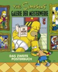 Groening, M: Simpsons Posterbuch Bd. 2