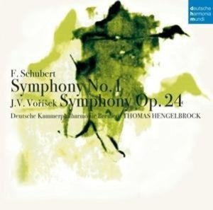 Schubert: Sinfonie 1-Vorisek: Sinfonie op.2