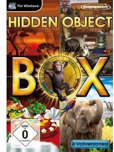 Hidden Object Box