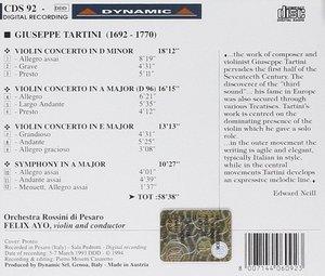 Violinkonzerte vol.1