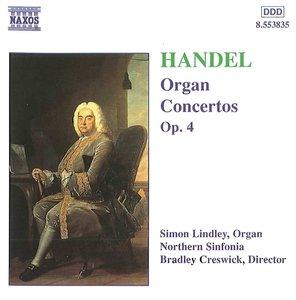 Orgelkonzerte op.4