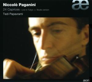 24 Capricci op.1 (Live-Aufn.Tokyo 2001