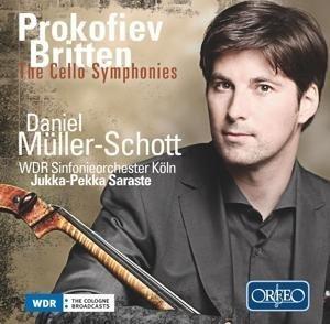 The Cello Symphonies