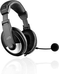 Speedlink THEBE Stereo Headset, Kopfhörer, schwarz