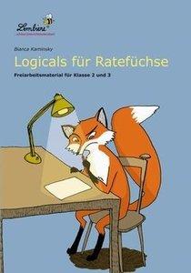 Logicals für Ratefüchse (CD-ROM)
