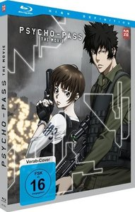 Psycho Pass Movie - Limited Deluxe Edition (DVD und Blu-ray)