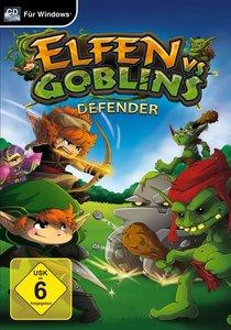 Elfen vs Goblins - Defender