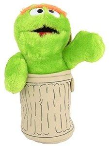Sesamstraße - Plüschfigur Oskar ca. 23 cm
