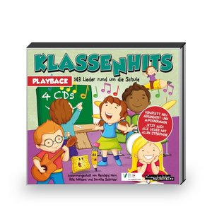 KlassenHits. Playback. 4 CDs