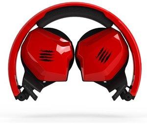F.R.E.Q. M Mobile Stereo Headset, Kopfhörer, rot