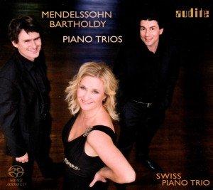 Klaviertrios 1 op.49 & 2 op.66