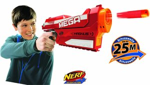 Nerf A4887E24 - N-Strike Elite Magnus Mega