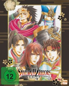 Samurai Warriors - Episode 01-06 im Sammelschuber
