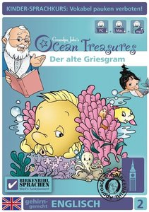 Birkenbihl Sprachen: Englisch, Ocean Treasures, Teil 2. CD-ROM
