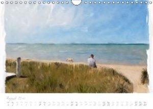 Painterly Sorrento (Wall Calendar 2015 DIN A4 Landscape)