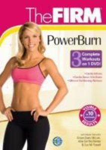 Gaiam-The Firm: Powerburn