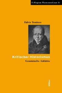 Kritischer Historismus