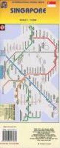 Singapore City Map 1 : 10 000