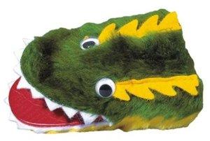 Kersa Fipu 40200 - Handpuppen Krokodil