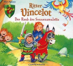 Ritter Vincelot - Der Raub des Sonnenamuletts (CD)