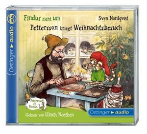 Findus zieht um/Pettersson kriegt Weihnachtsbesuch (CD)