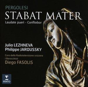 Stabat Mater/Laudate Pueri Dominum/Confitebor