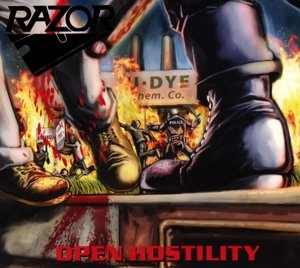 Open Hostility (Deluxe CD Reissue)