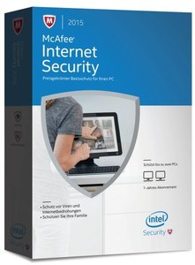 McAfee Internet Security 2015 2PC Promo