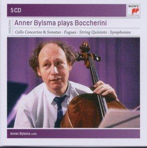 Cello Concertos,Symphonies And Solo Works