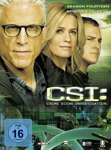 CSI: Las Vegas-Season 14.2