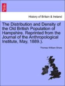 The Distribution and Density of the Old British Population of Ha