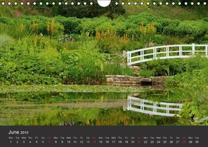 Sights and Views in Cornwall (Wall Calendar 2015 DIN A4 Landscap